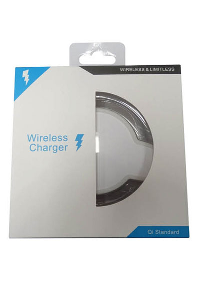 wireless charger carica batteria